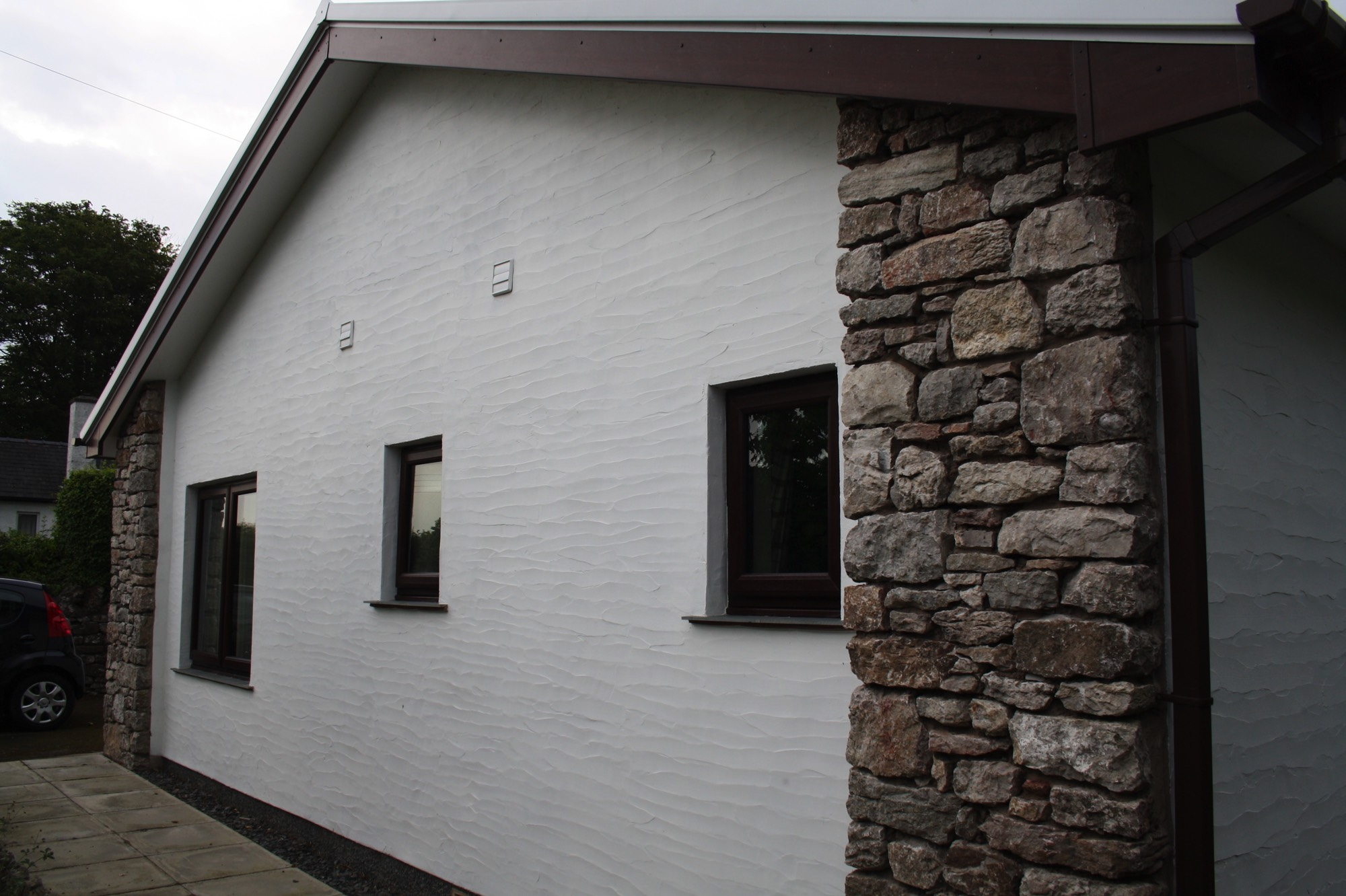 Carl Taylor Builders Cumbria Landscaping Paving